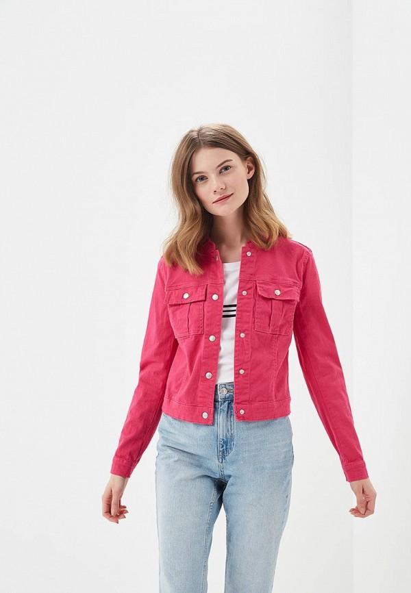 Куртка джинсовая Jacqueline de Yong Jacqueline de Yong JA908EWAPIG0 куртка утепленная jacqueline de yong jacqueline de yong ja908ewzny74