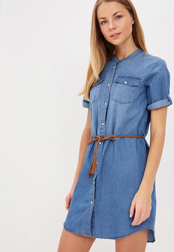 Платье джинсовое Jacqueline de Yong Jacqueline de Yong JA908EWAPIL0 блуза jacqueline de yong jacqueline de yong ja908ewujb69