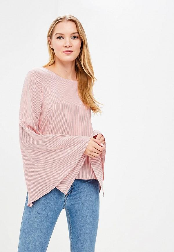 Блуза Jacqueline de Yong Jacqueline de Yong JA908EWAPIN3 блуза jacqueline de yong jacqueline de yong ja908ewujb69