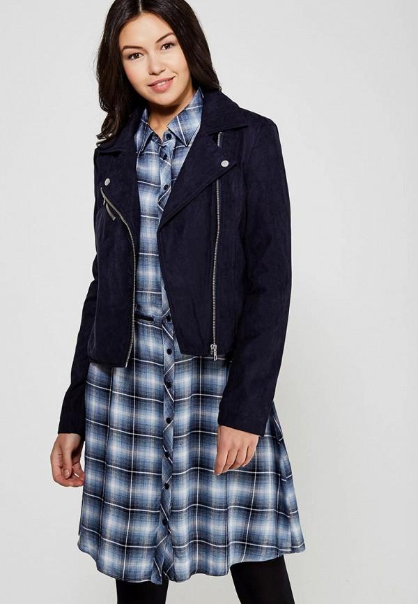 Куртка кожаная Jacqueline de Yong Jacqueline de Yong JA908EWUJB58 блуза jacqueline de yong jacqueline de yong ja908ewujb68