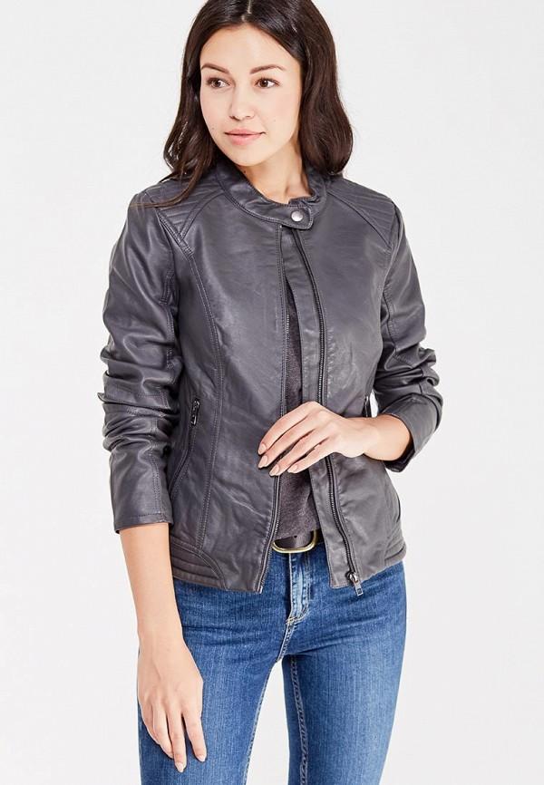 Куртка кожаная Jacqueline de Yong Jacqueline de Yong JA908EWVAJ88