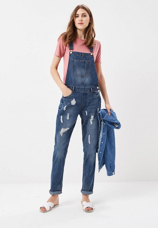 Комбинезон джинсовый Jacqueline de Yong Jacqueline de Yong JA908EWZNX49 блуза jacqueline de yong jacqueline de yong ja908ewujb68