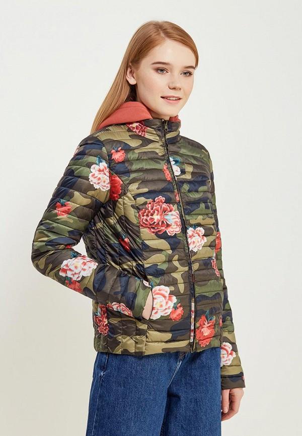 Куртка утепленная Jacqueline de Yong Jacqueline de Yong JA908EWZNY85 джинсы jacqueline de yong jacqueline de yong ja908ewujb87
