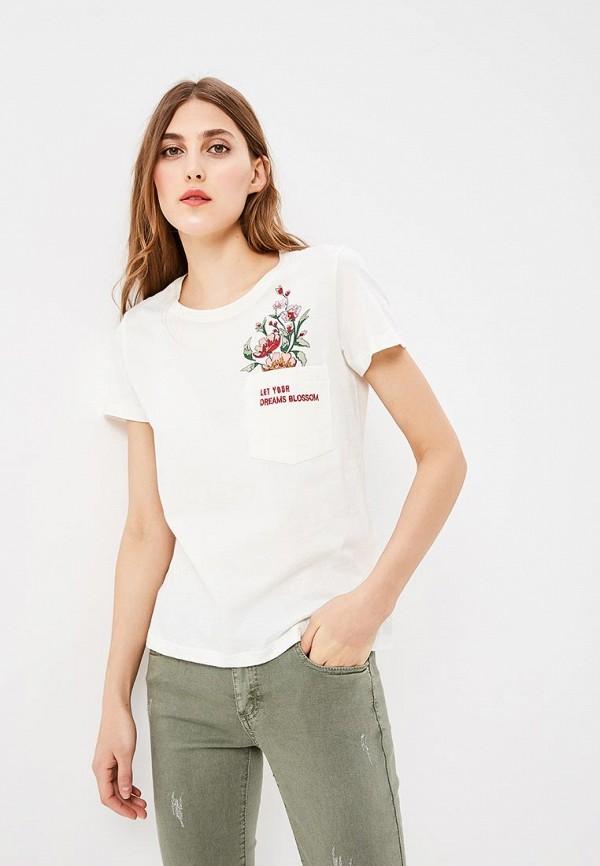 Футболка Jacqueline de Yong Jacqueline de Yong JA908EWZNZ65 футболка jacqueline de yong jacqueline de yong ja908ewzny00