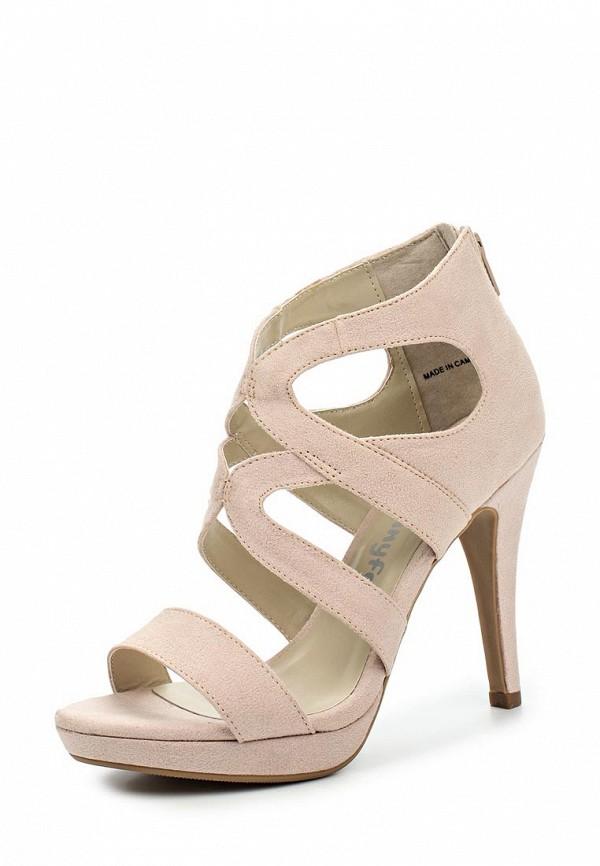 Босоножки на каблуке Jennyfer (Дженнифер) ACE16YCROISE