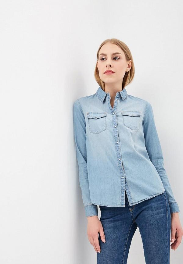 Фото Рубашка джинсовая Jennyfer. Купить с доставкой