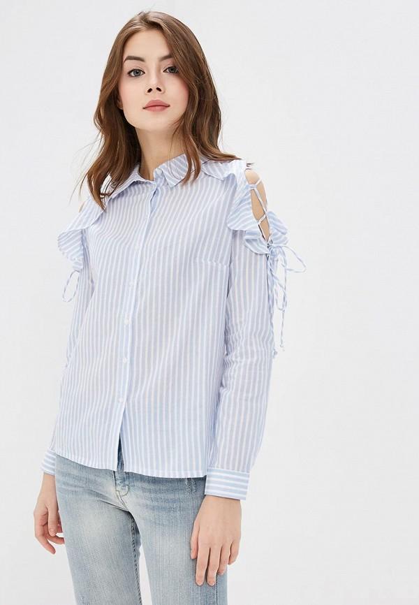 Купить Блуза Jennyfer, JE008EWASPN4, голубой, Весна-лето 2018