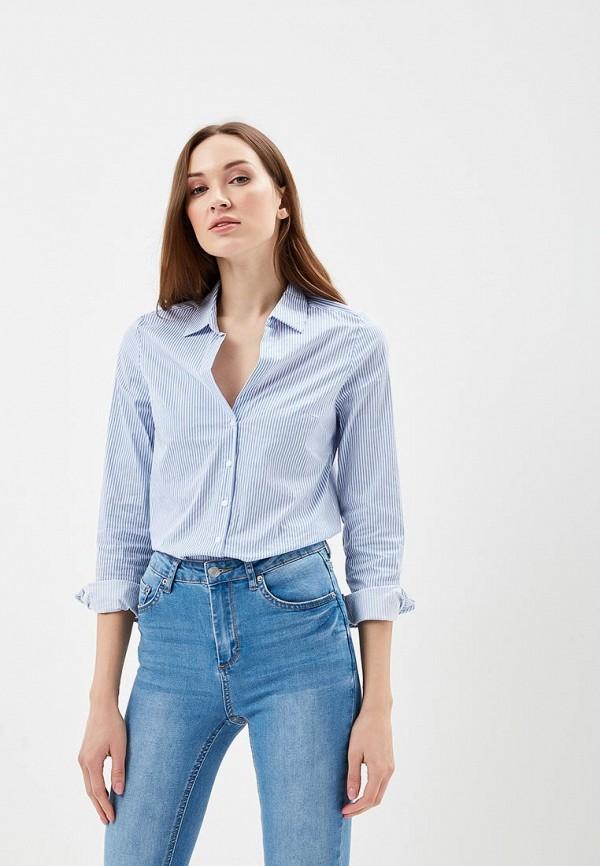 Купить Рубашка Jennyfer, JE008EWBISY7, голубой, Весна-лето 2018