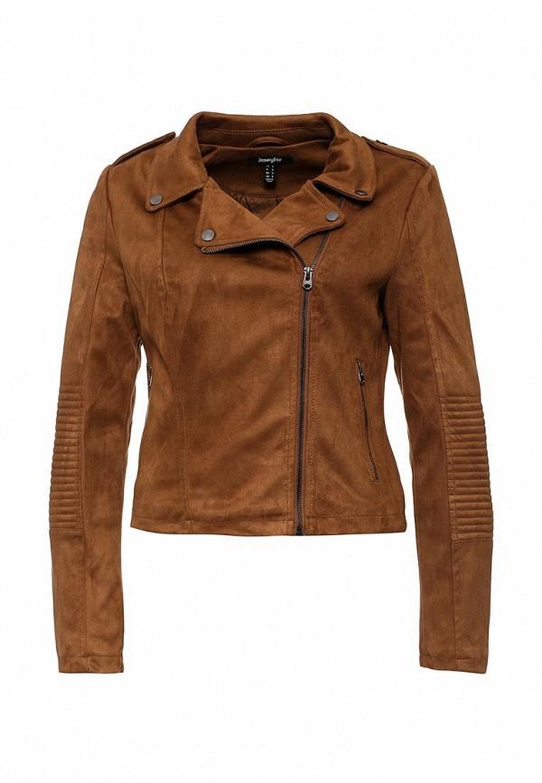 Кожаная куртка Jennyfer (Дженнифер) PME16ELISE