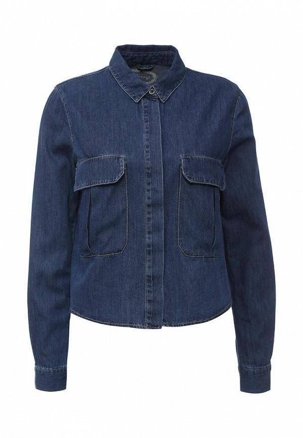 Рубашка джинсовая Jennyfer Jennyfer JE008EWITS81