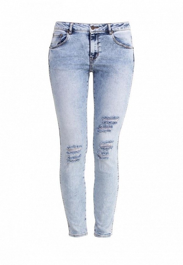 Зауженные джинсы Jennyfer DEE16DEFROCF