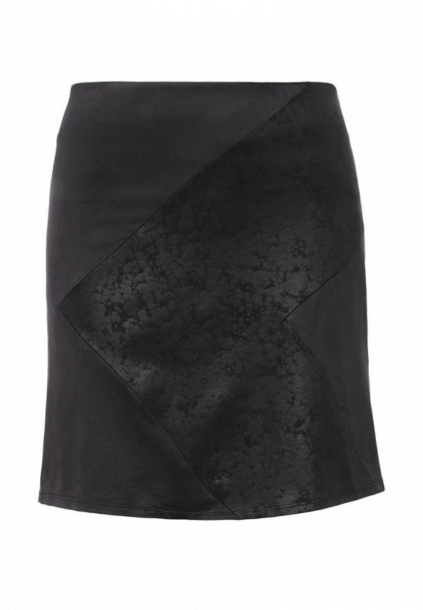 Широкая юбка Jennyfer (Дженнифер) JUE16ECUIR
