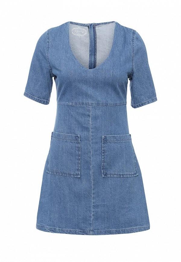 Платье джинсовое Jennyfer