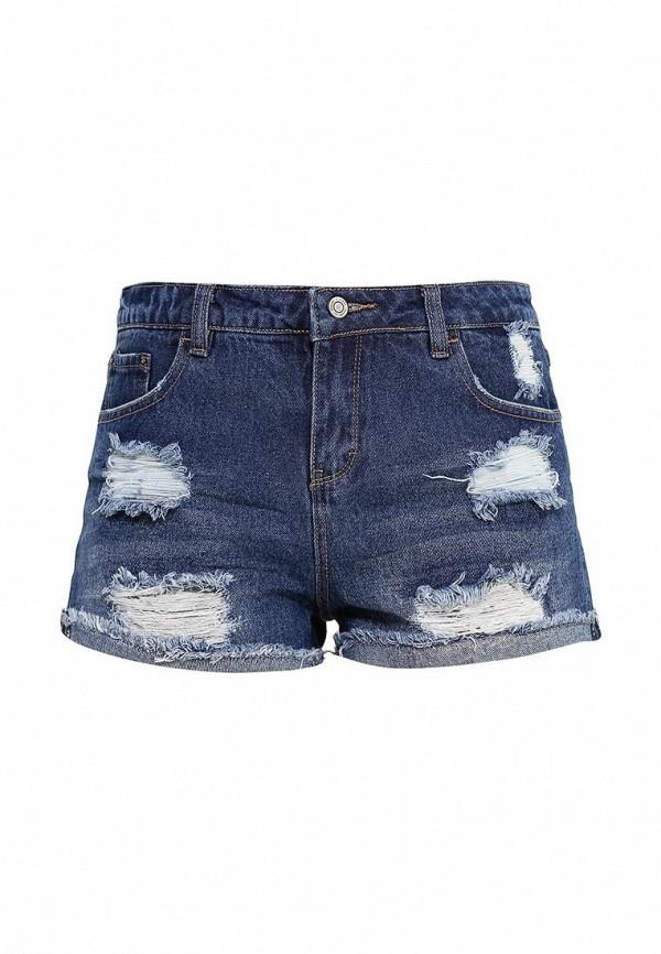 Женские джинсовые шорты Jennyfer (Дженнифер) DEE16SEILAD