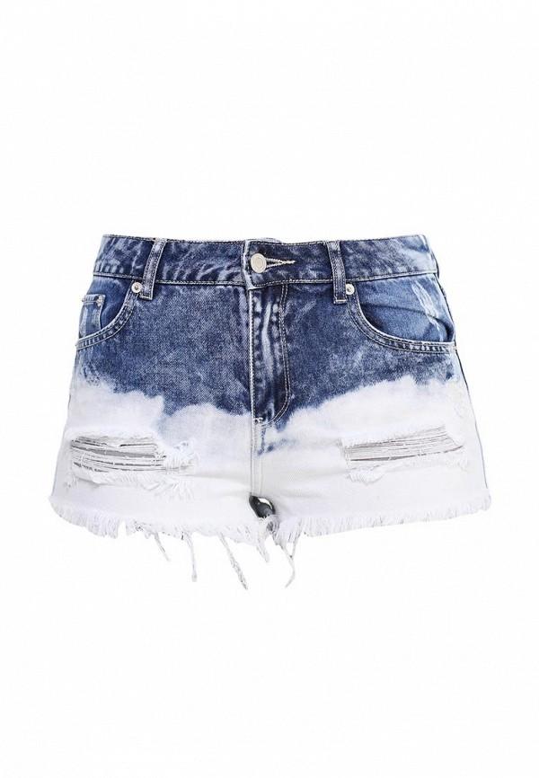 Женские джинсовые шорты Jennyfer (Дженнифер) DEE16SEMIRGG