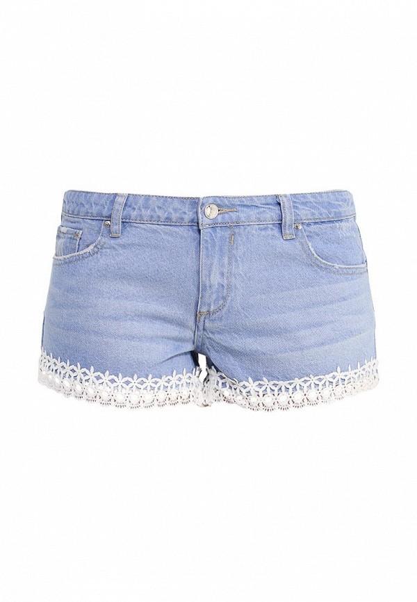 Женские джинсовые шорты Jennyfer (Дженнифер) DEE16SEFNOSE