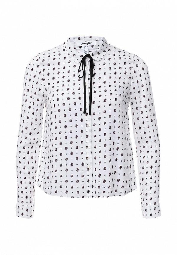 Блуза Jennyfer (Дженнифер) CHH16FLORINP