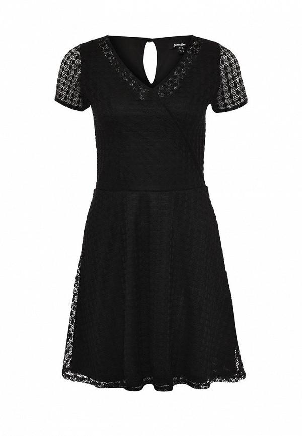 Платье-мини Jennyfer ROH16ACLACE