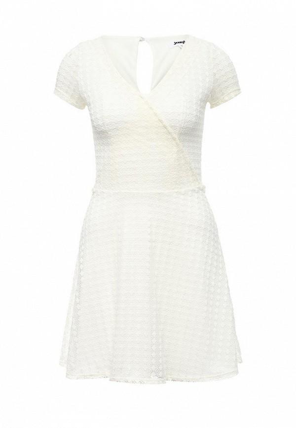 Платье-мини Jennyfer (Дженнифер) ROH16ACLACE