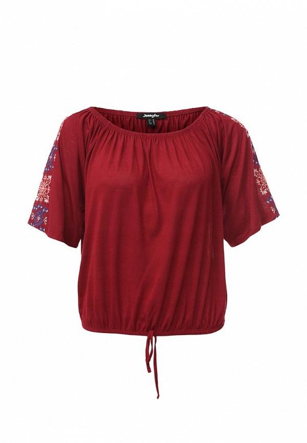Блуза Jennyfer Jennyfer JE008EWLVY65 блуза jennyfer jennyfer je008ewryc05