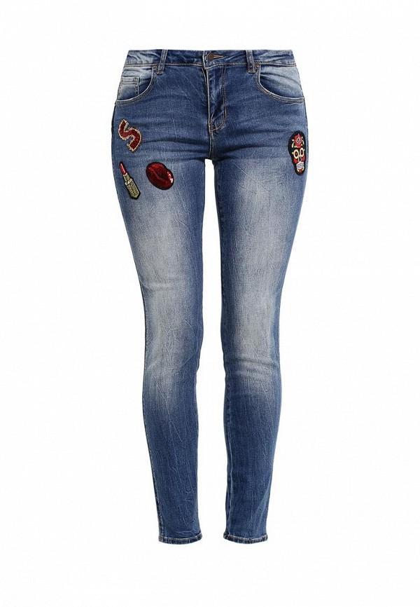 Зауженные джинсы Jennyfer DEH16DFATCHD