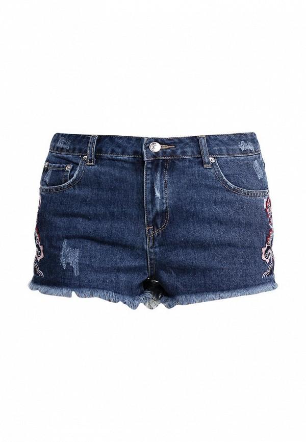 Женские джинсовые шорты Jennyfer (Дженнифер) DEH16SFANCYD