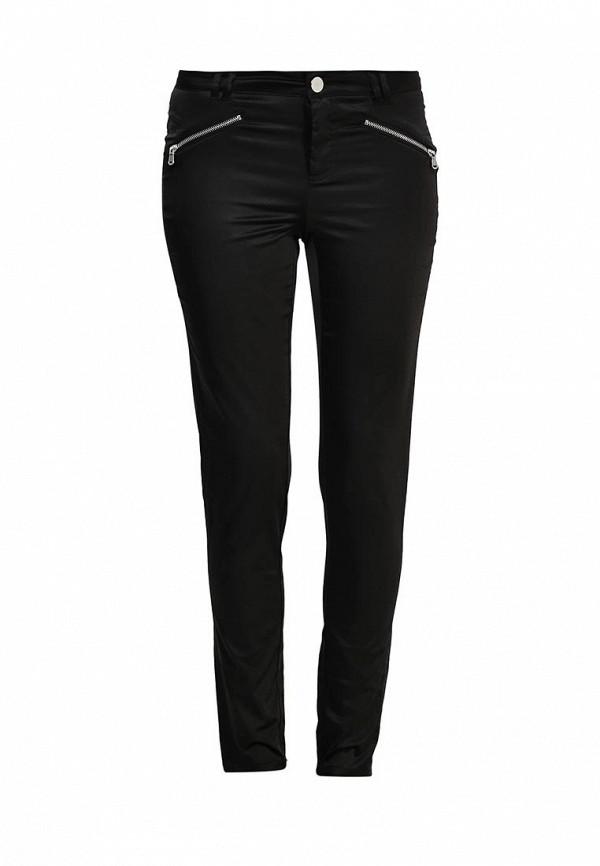 Фото - женские брюки Jennyfer черного цвета