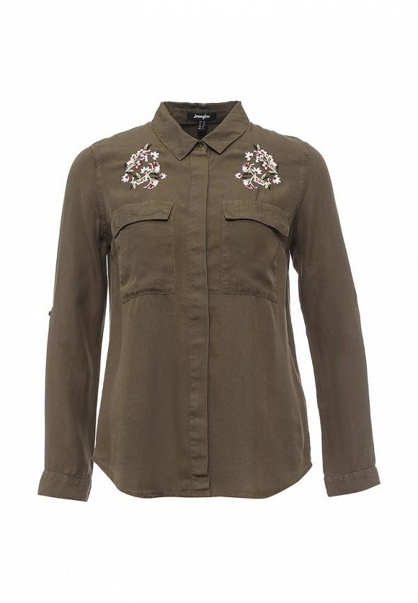 Рубашка Jennyfer Jennyfer JE008EWRHH48 сарафан jennyfer jennyfer je008ewqjd83