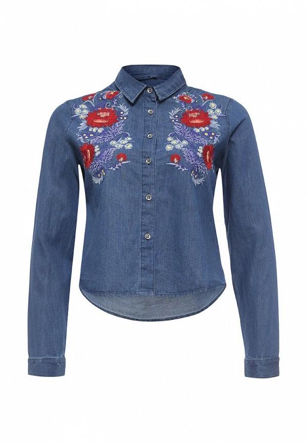 Рубашка джинсовая Jennyfer Jennyfer JE008EWRHH74