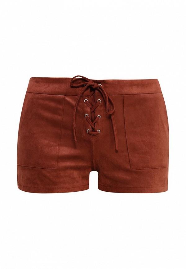 Женские повседневные шорты Jennyfer (Дженнифер) PAH16FATHY