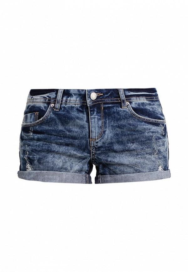 Женские джинсовые шорты Jennyfer (Дженнифер) DE1SELFID