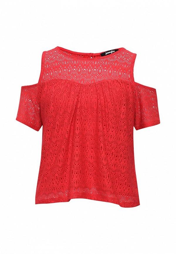 Блуза Jennyfer Jennyfer JE008EWRYC05 блуза jennyfer jennyfer je008ewsfh14