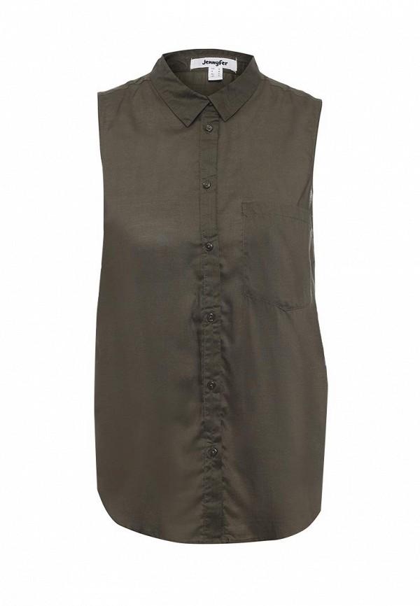 где купить Блуза Jennyfer Jennyfer JE008EWSFH20 по лучшей цене