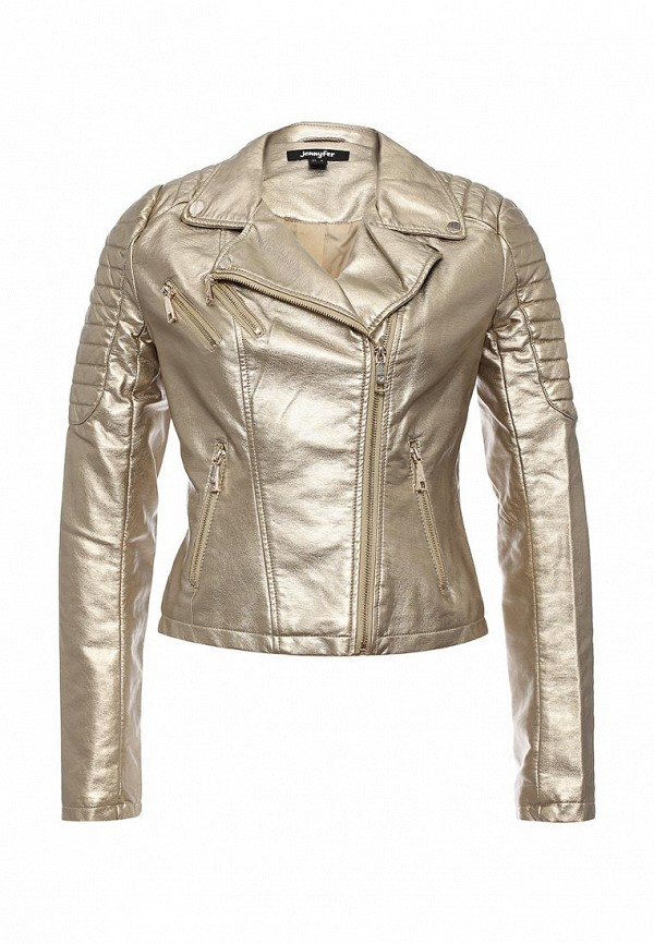 Куртка кожаная Jennyfer Jennyfer JE008EWSYV71