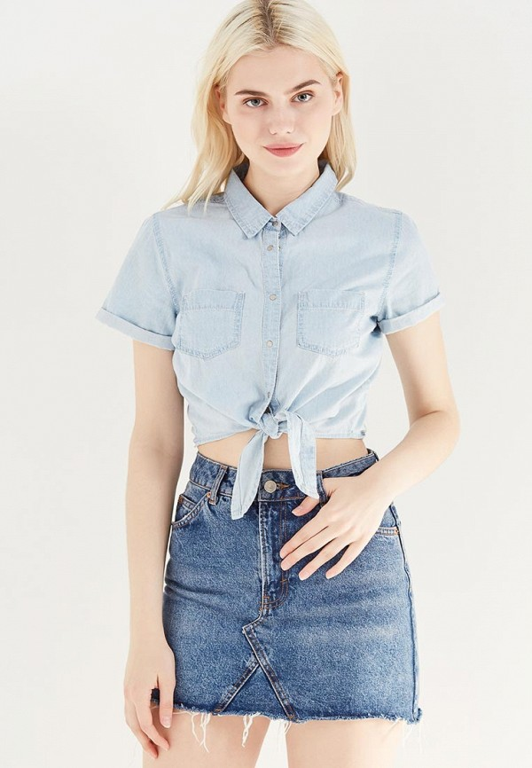 Рубашка джинсовая Jennyfer Jennyfer JE008EWUMI37