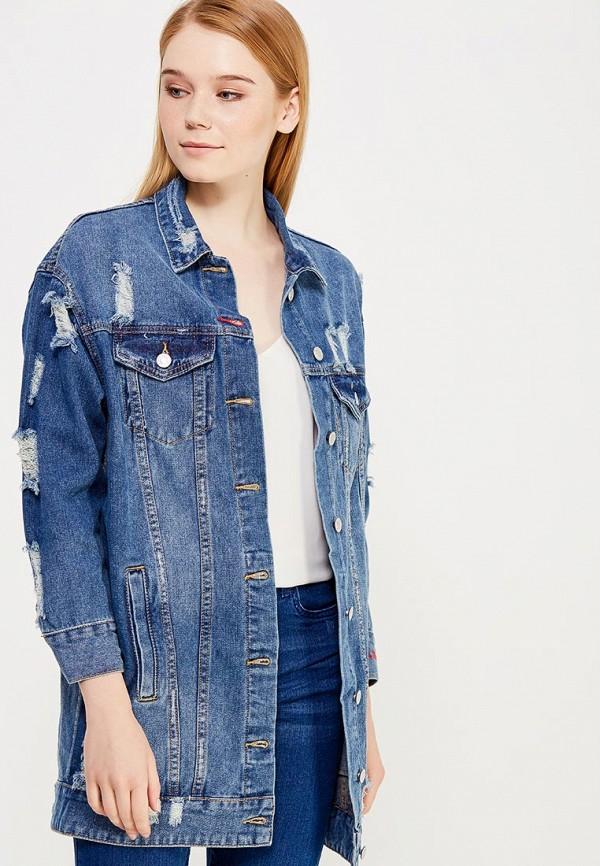 Куртка джинсовая Jennyfer Jennyfer JE008EWWME40