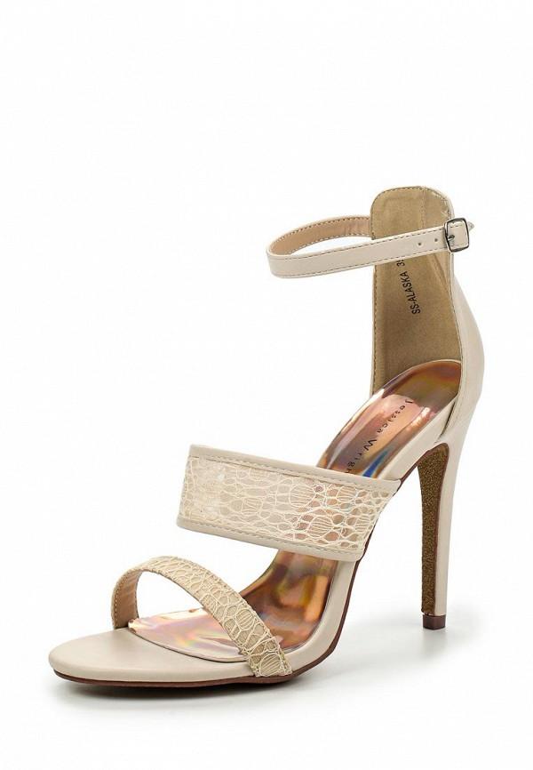 Босоножки на каблуке Jessica Wright ALASKA