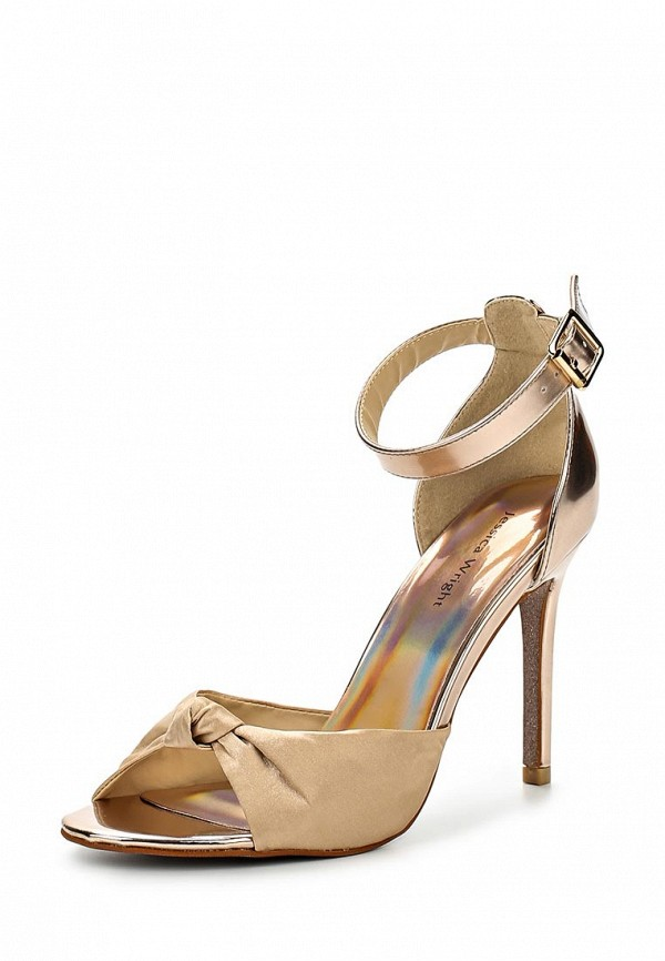 Босоножки на каблуке Jessica Wright ALLORAH ANKLE
