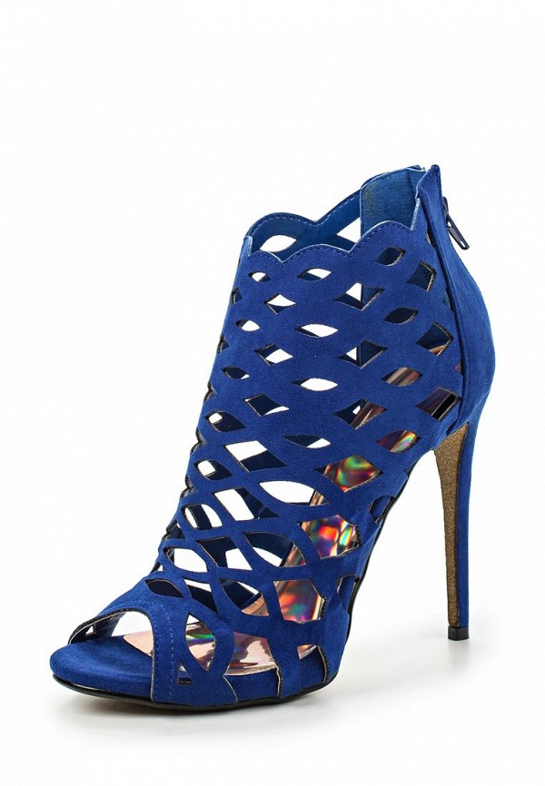 Босоножки на каблуке Jessica Wright ALLURE