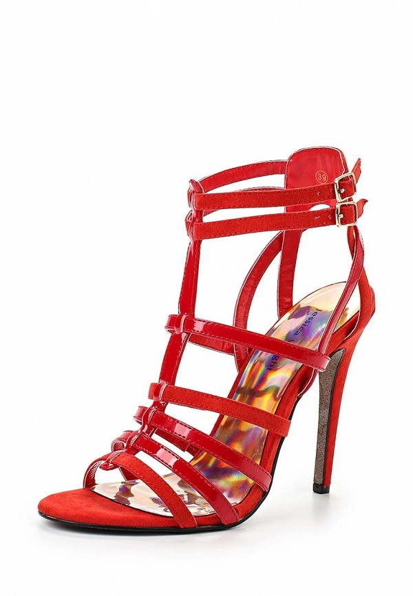 Босоножки на каблуке Jessica Wright ANN