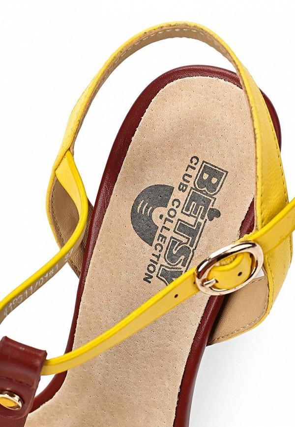 Босоножки на каблуке Betsy (Бетси) 419311/01#1: изображение 12