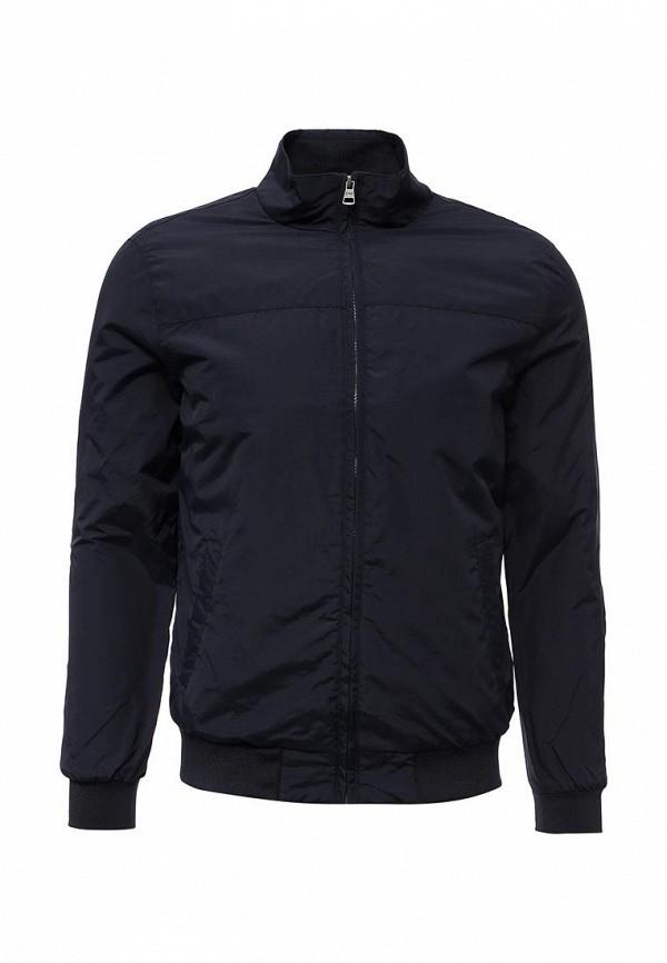 Куртка утепленная J. Hart & Bros. Цвет: синий