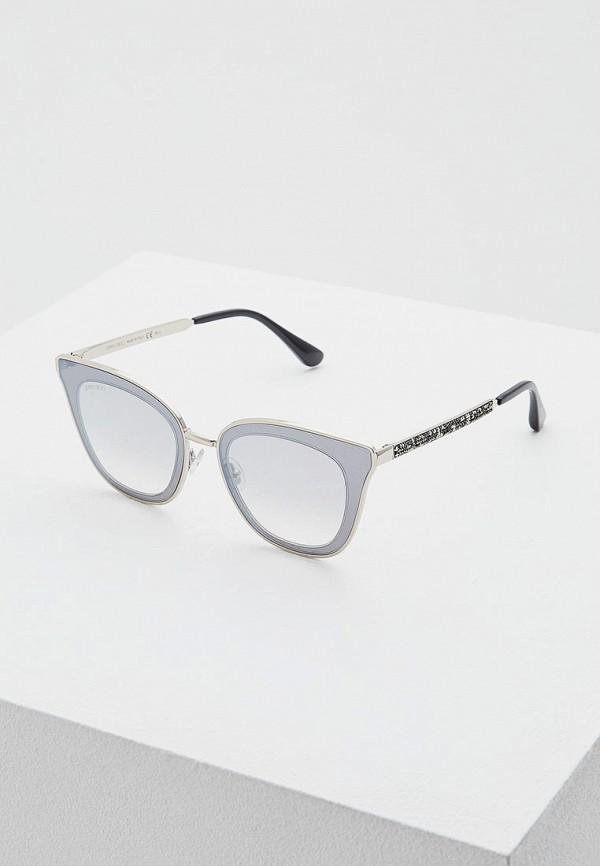 Очки солнцезащитные Jimmy Choo Jimmy Choo JI002DWAXZX9 очки солнцезащитные jimmy choo jimmy choo ji002dwnnq05