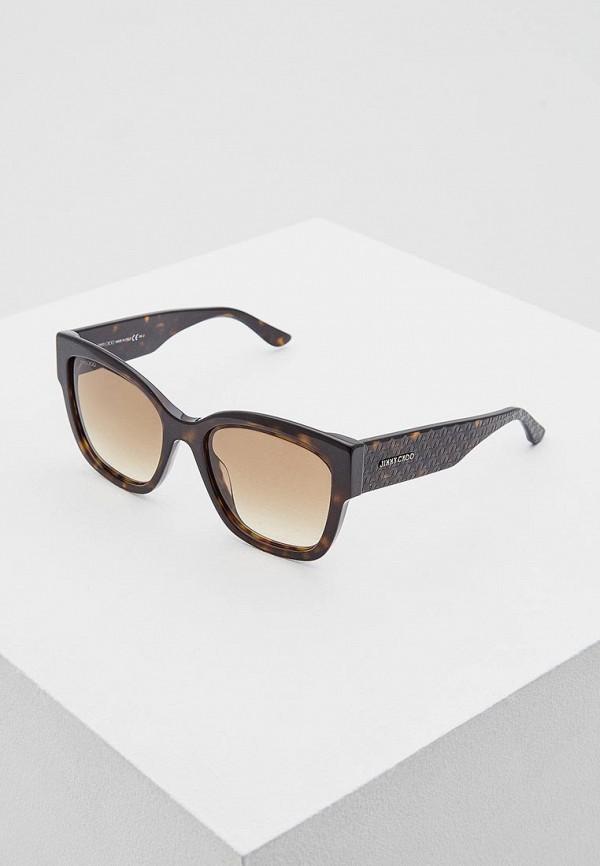 Очки солнцезащитные Jimmy Choo Jimmy Choo JI002DWAXZY1 очки солнцезащитные jimmy choo jimmy choo ji002dwnnq05