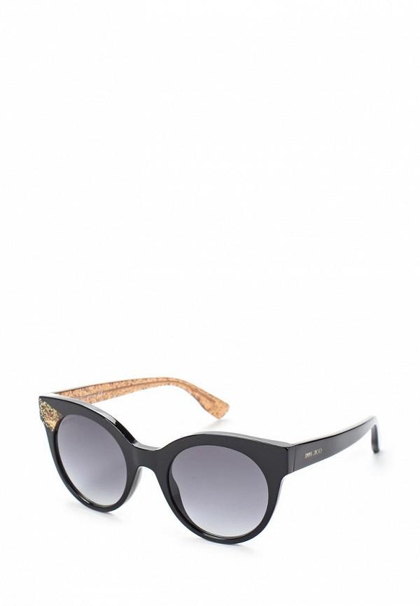 Очки солнцезащитные Jimmy Choo Jimmy Choo JI002DWTHK46 очки солнцезащитные jimmy choo jimmy choo ji002dwyaf42