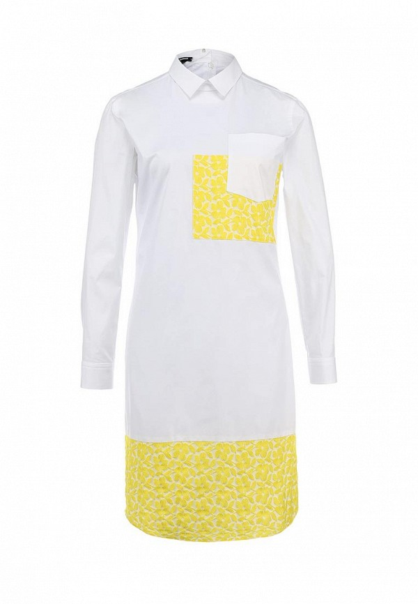 Платье-миди Jil Sander Navy JDE450CJE051B