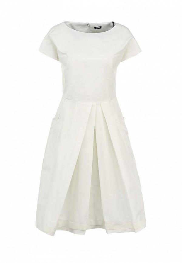 Повседневное платье Jil Sander Navy JDE433BJE049