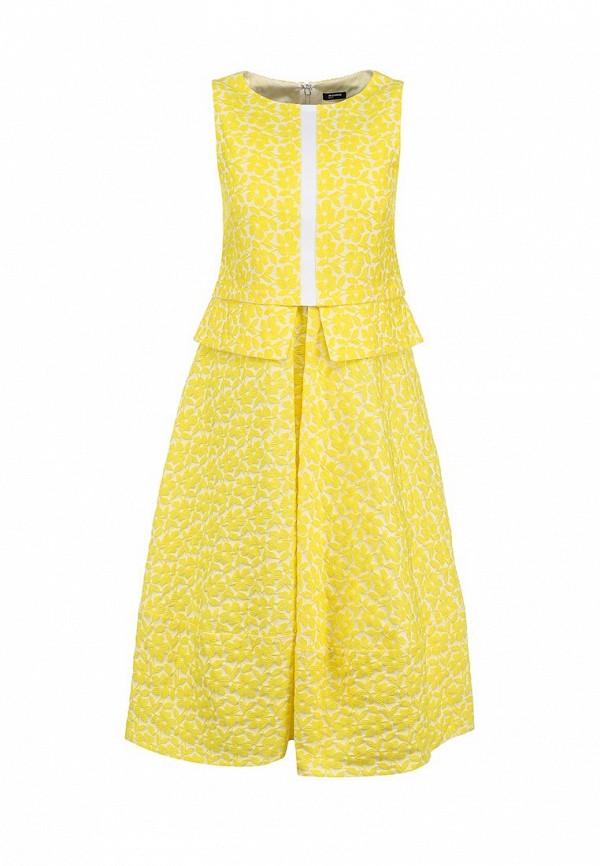 Платье-миди Jil Sander Navy JDE436BJE062A