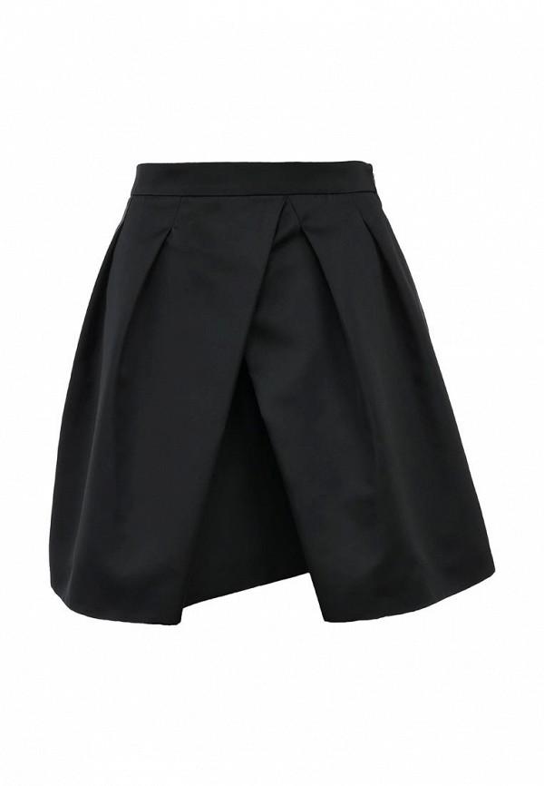 Широкая юбка Jil Sander Navy JDF108AJF044