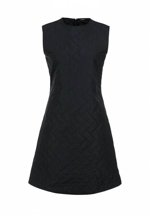 Платье-миди Jil Sander Navy JDF418BJF120B